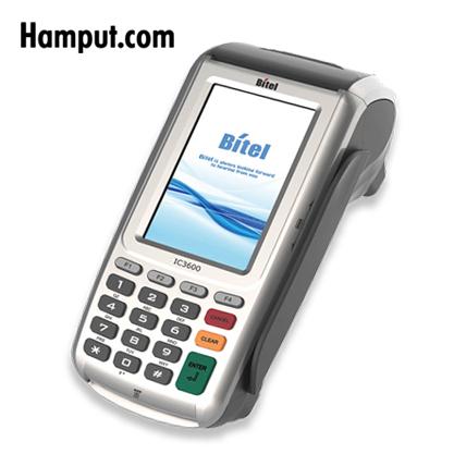 دستگاه کارتخوان سیار Bitel IC3600