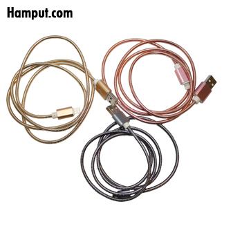 کابل فلزی پکدار گوشیهای آیفون